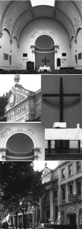 Swiss Church London Interior