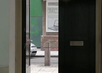 Church Door Open